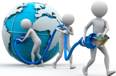 Networking-PNG-HD